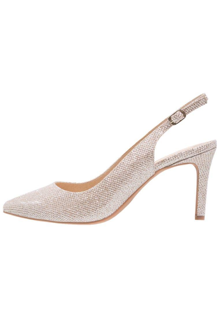 ¡Consigue este tipo de zapato de tacón de Buffalo ahora! Haz clic para ver  los detalles. Envíos gratis a toda España. Buffalo Tacones glitter gold   Buffalo ... 0daf21941142