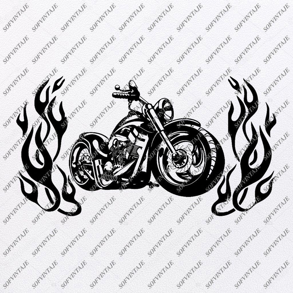 Harley Davidson Svg FileHarley Davidson Svg Design