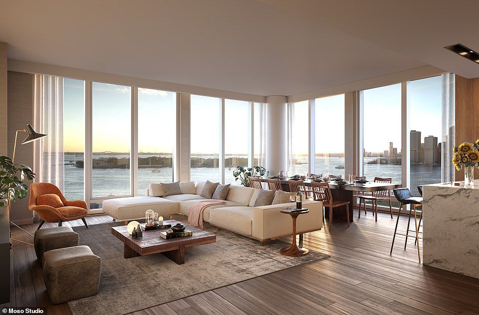 Brooklyns most expensive sold condo is Dumbos Clocktower