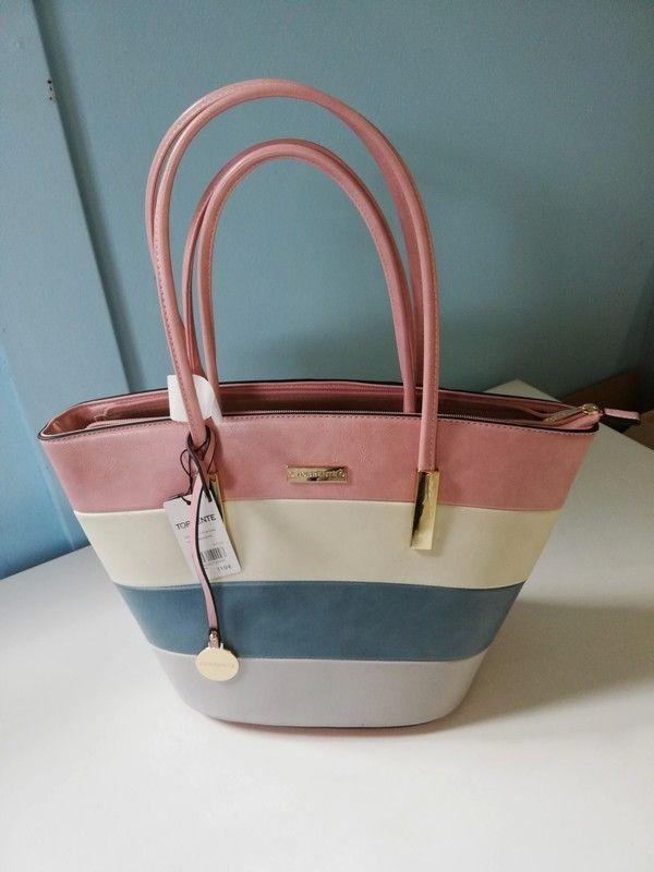 18830b36fe Lot de 2 sacs Torrente | vêtements | Bags, Tote Bag et Fashion