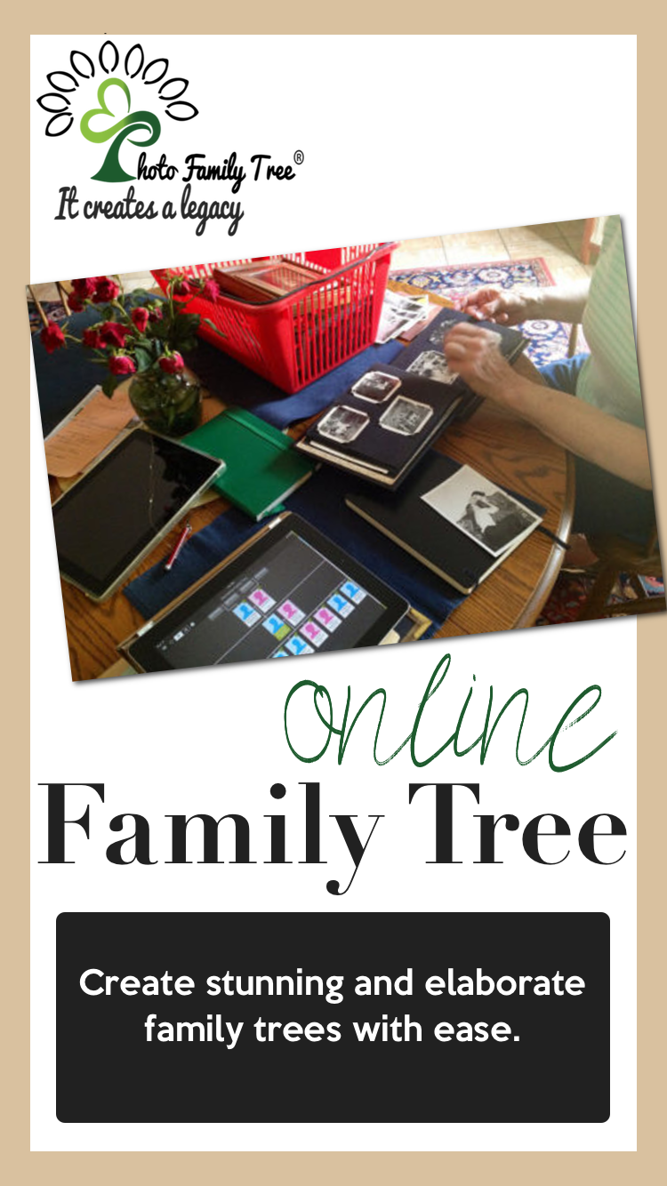 ONLINE FAMILY TREE MAKER  Many people search for an Online Family