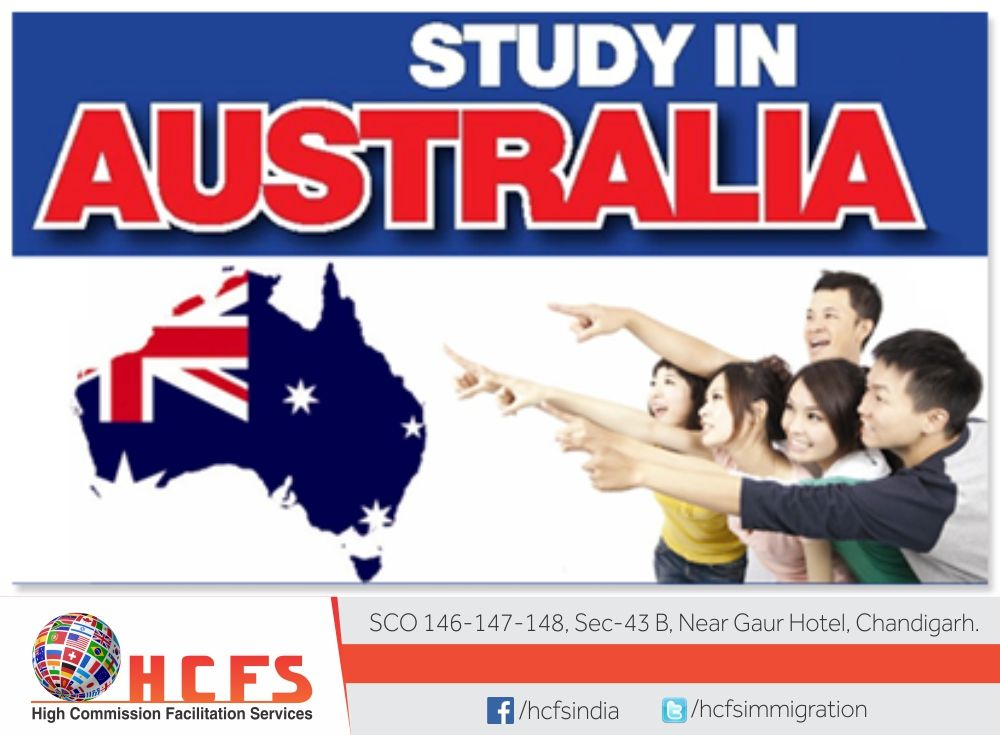 Pin by HCFS IMMIGRATION on Study Abroad Consultant in