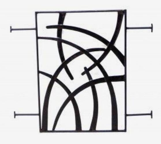 pin de olga loutokhina en rejas pinterest rejas rejas para ventana y protecciones. Black Bedroom Furniture Sets. Home Design Ideas