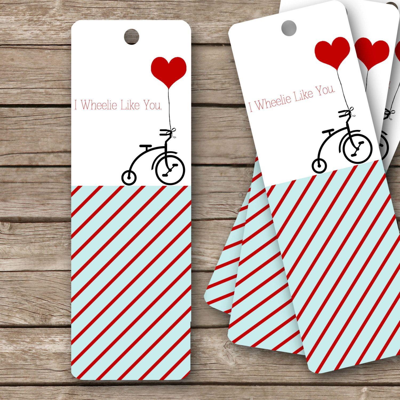 picture regarding Printable Valentine Bookmark known as Printable Valentines Bookmarks - 2\