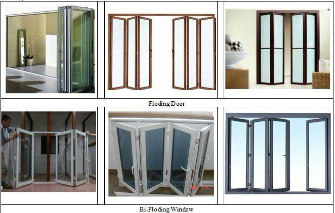 Supply Fashion Style Aluminum Folding Door,Balcony Glass Folding ...