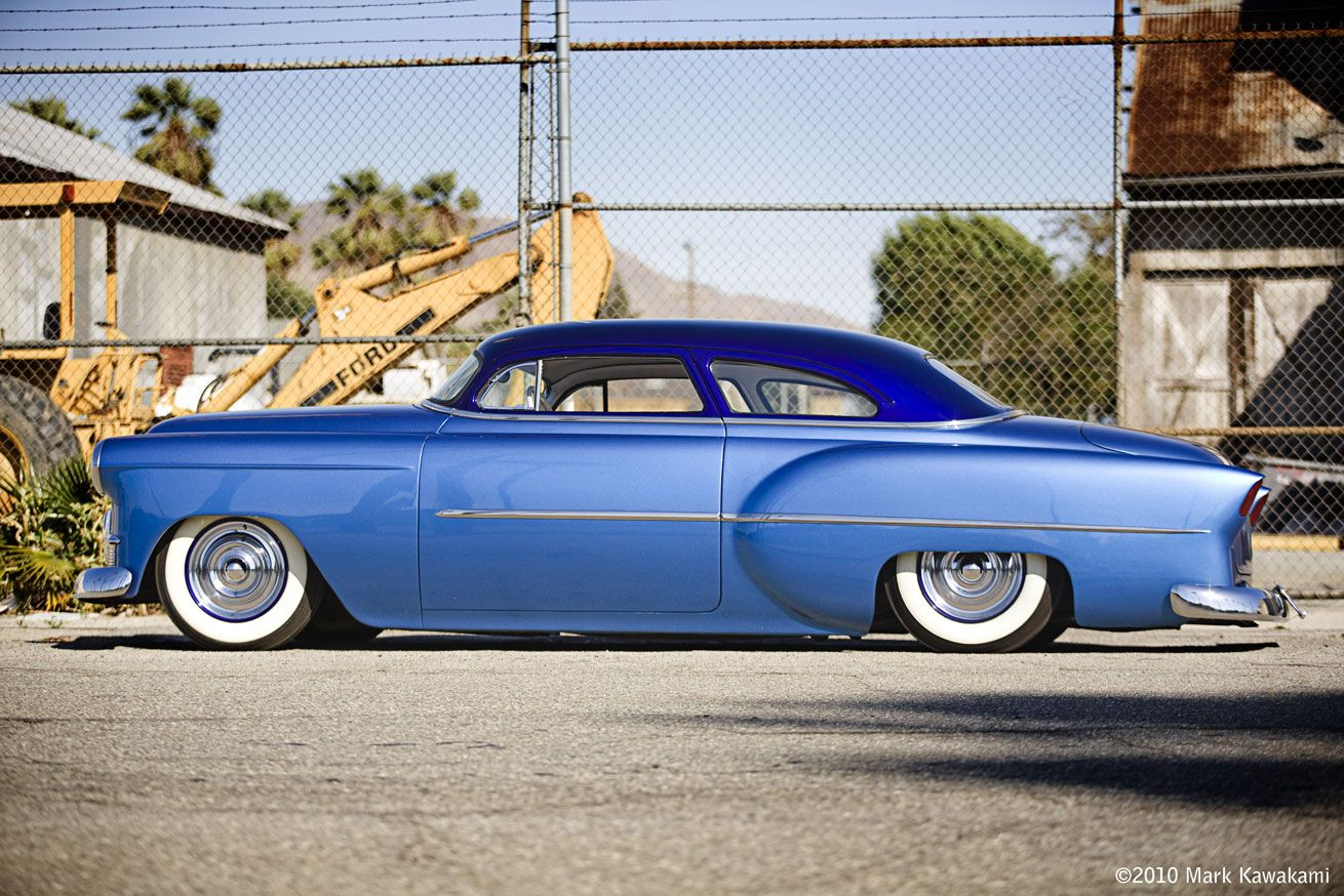 Custom 53 Chevy | JAC: What was your first custom you did ...