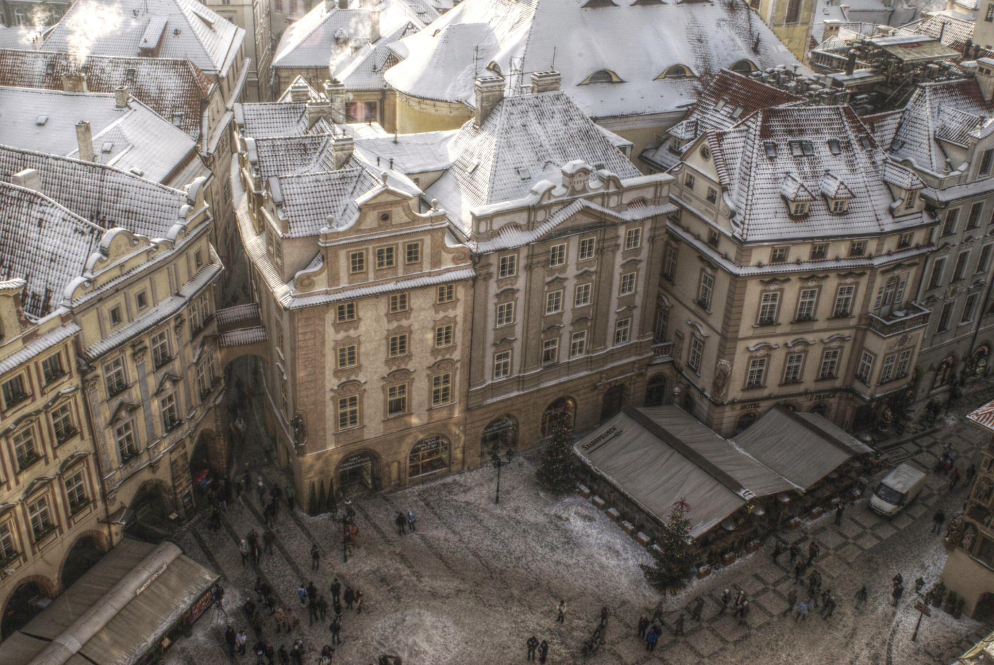 Fotograf Snow capped rooftops von Agnieszka Dargiel auf 500px