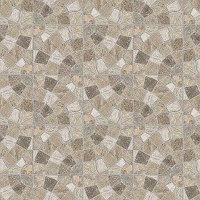 Textures Texture Seamless Quartzite Cobblestone Paving Texture Seamless 064