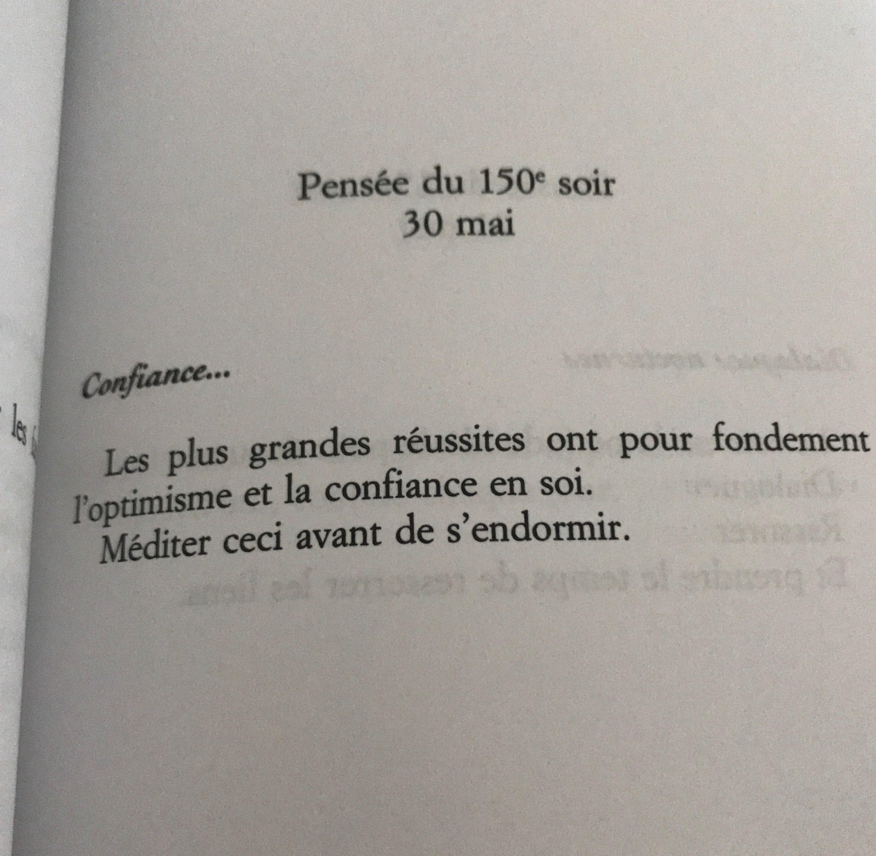Extrait De Petite Philosophie De La Paix Intérieure De
