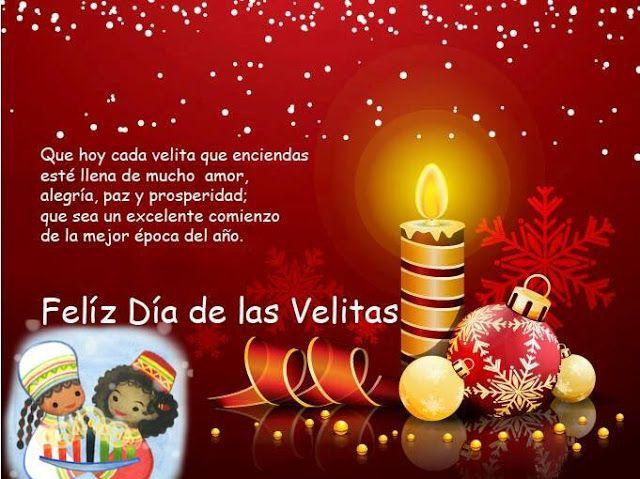 Frases Bonitas Para Facebook Feliz Dia De Las Velitas Deseos De