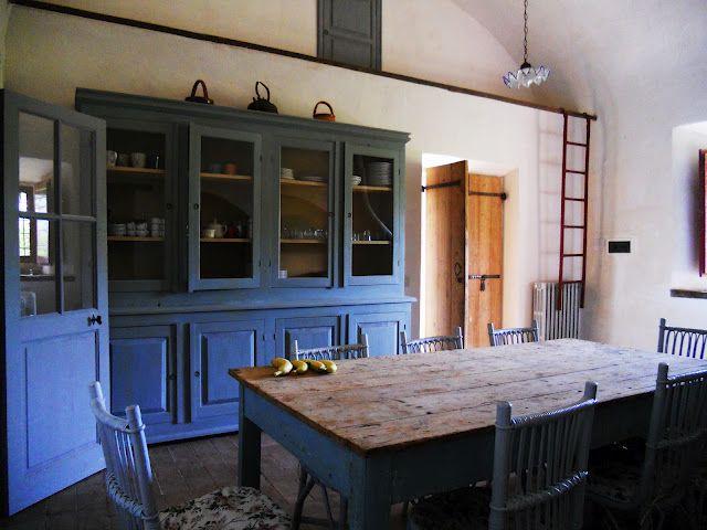 Restored Italian Kitchen Dream Kitchens Pinterest Cocinas - cocinas italianas
