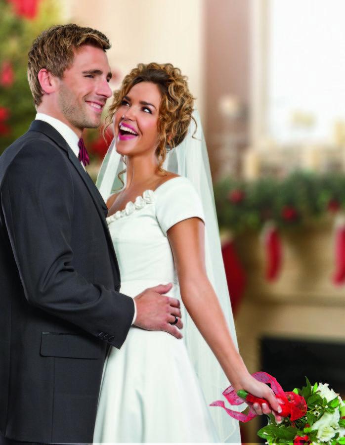 Christmas Keepsake Week - A Bride For Christmas starring ...