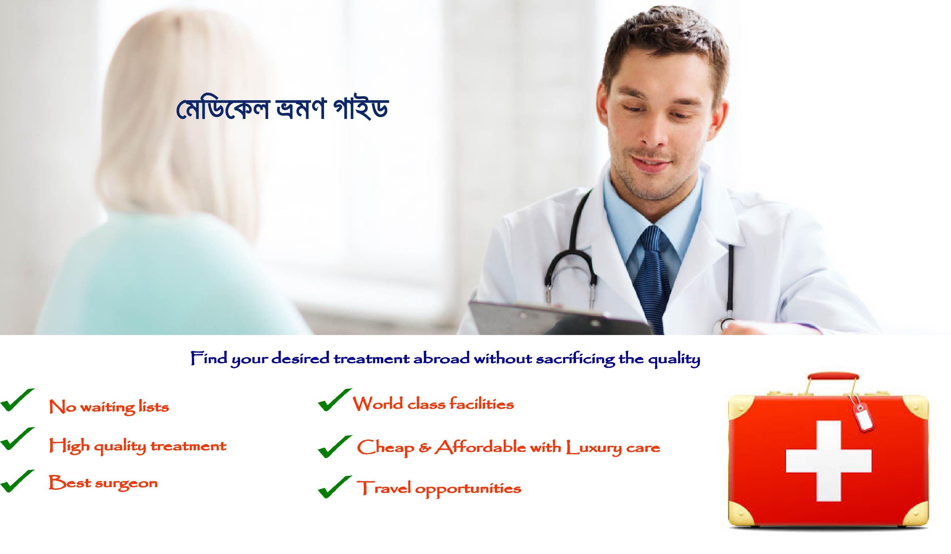 Medical travel guide