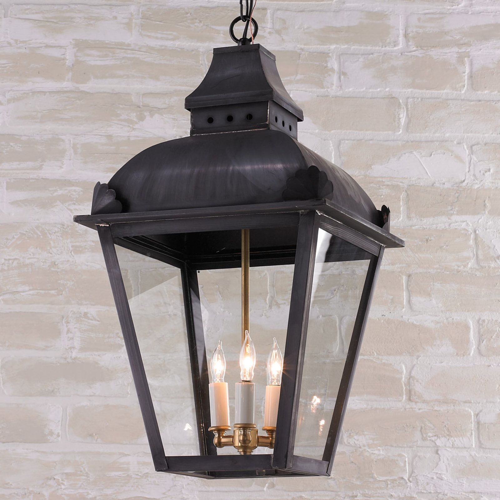 Colonial Era Outdoor Hanging Lantern