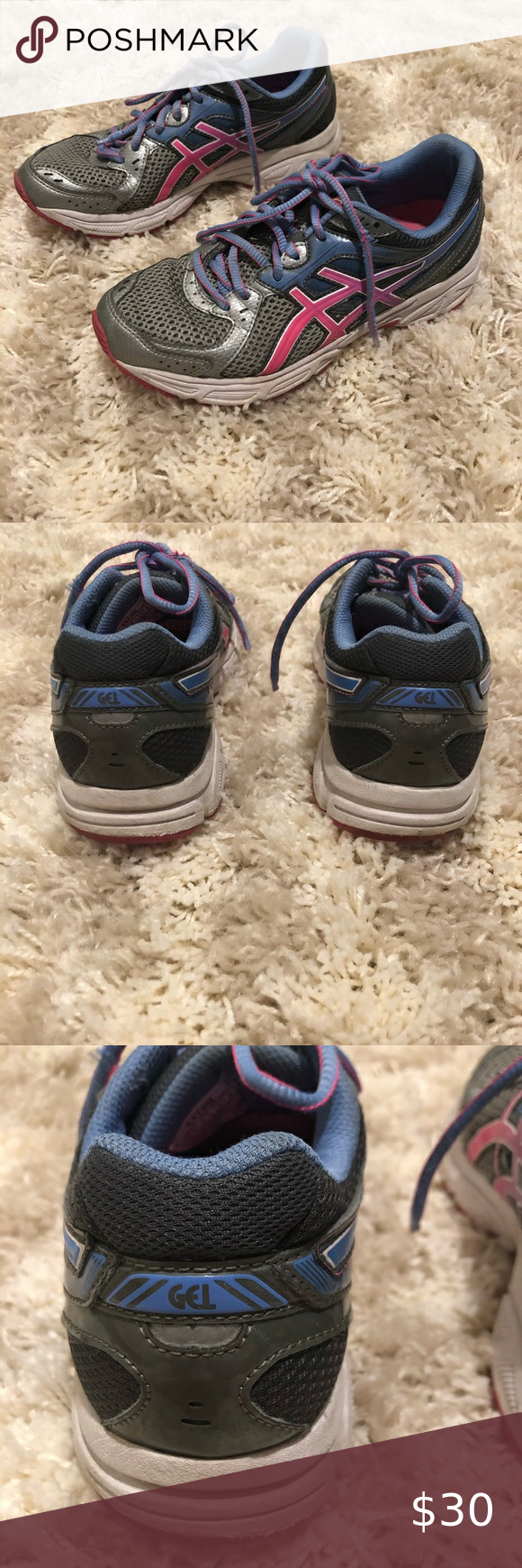 ASICS] Gel-Contend T474N Running Shoes