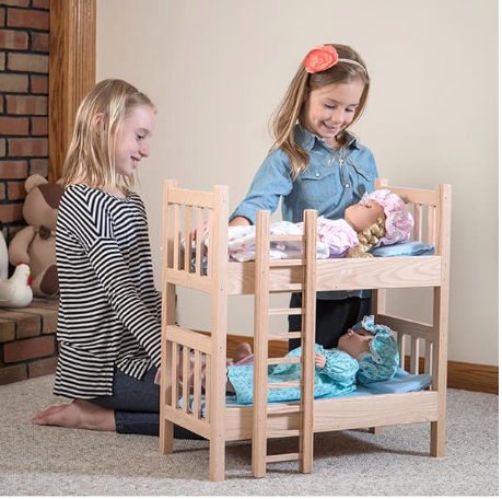 The Best Gifts For Kids Made In The Usa Doll Bunk Beds Bunk