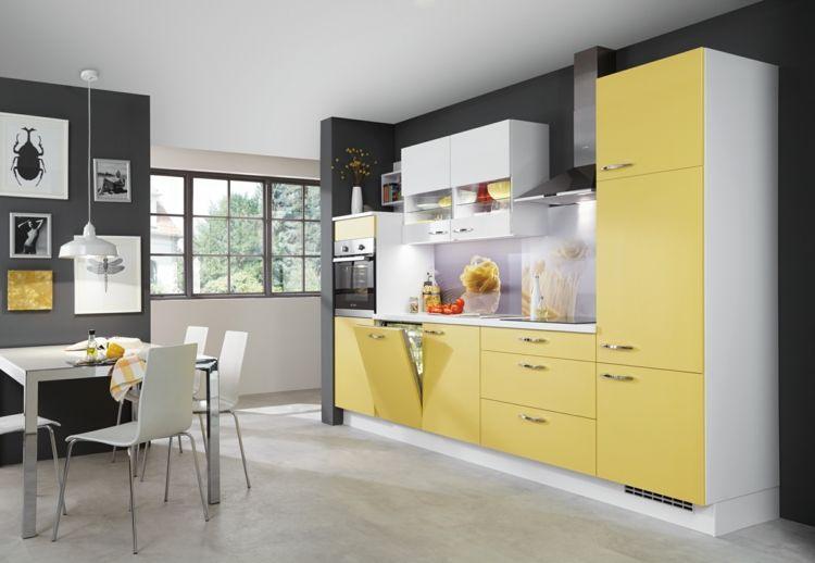 Küchendekoration kreative Deko Ideen für Ihre Küche Küche Designs - nobilia küchenfronten farben