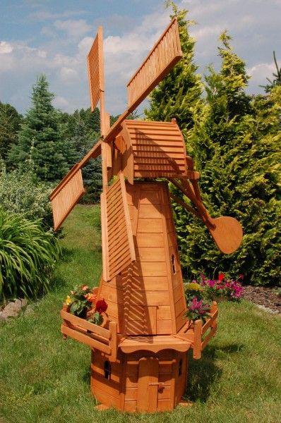 Extrem Grosse Windmuhle Hollandischer Art 2 68 M Aus Holz Windmuhlen Windmuhle Gartenwindmuhle Muhle
