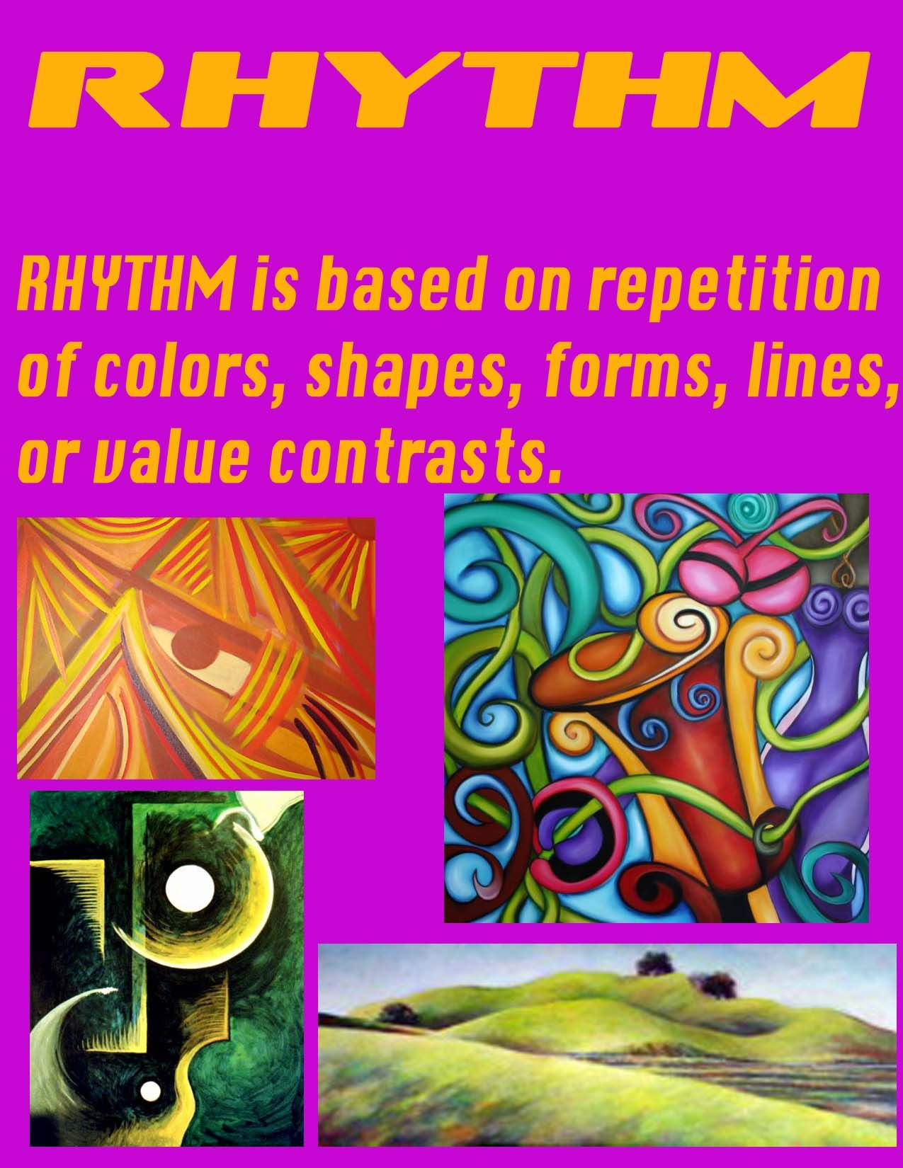 Pin by Anna Lewis on Principles of Art | Art lesson plans