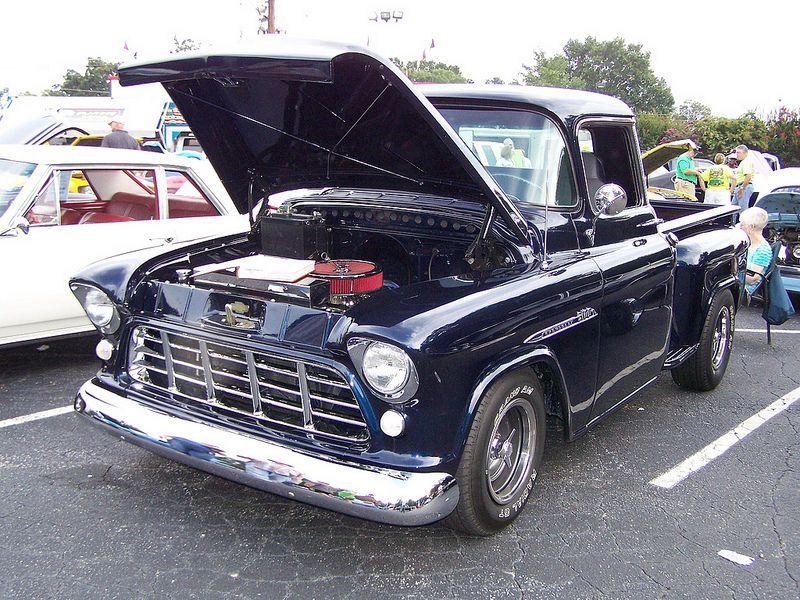 1955 CHEVY 3100 | by classicfordz