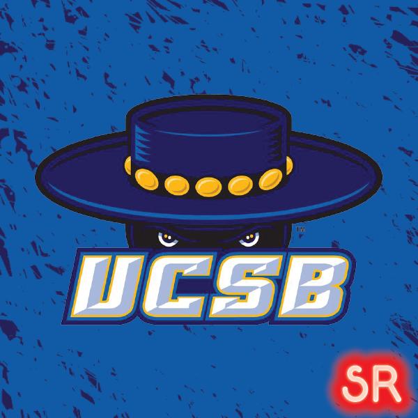Logo Pedia Big West Conference Uc Santa Barbara College Football Logos Ucsb