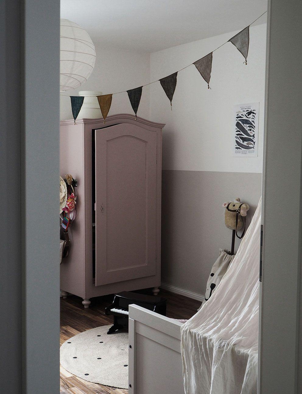 Mädchenzimmer Mit Einer Prise Rosa