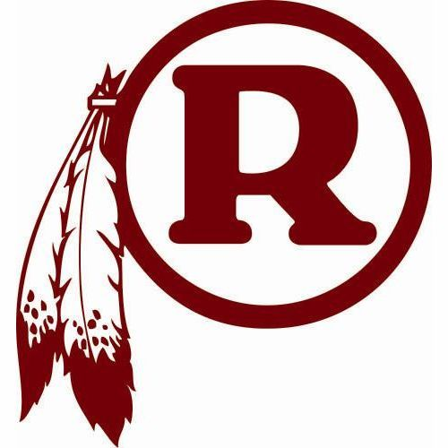 download the vector logo of the washington redskins brand designed rh pinterest com cowboys vs redskins clipart redskins clipart