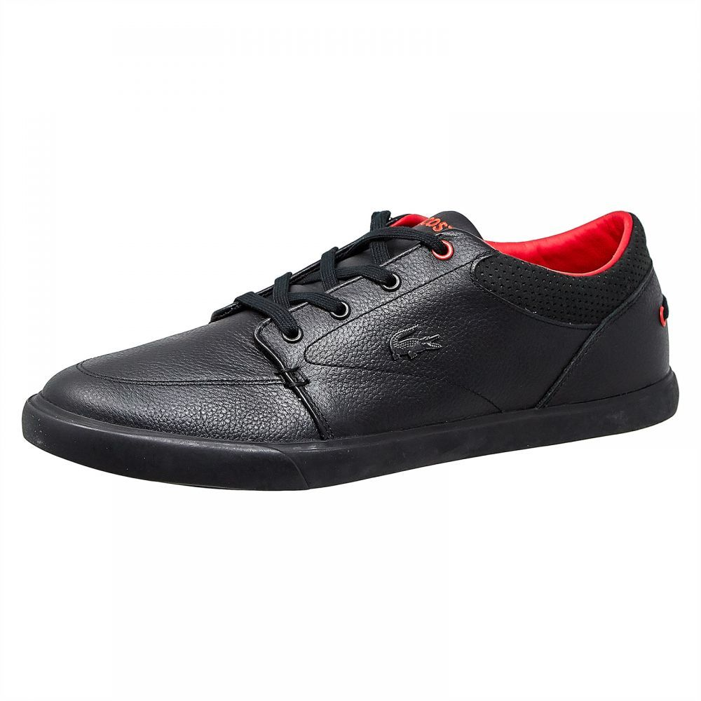Buy lacoste fashion sneakers for men black casual