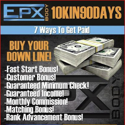 Get paid 7 ways in EPX Body