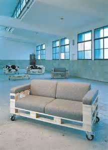 sofas de palets de madera
