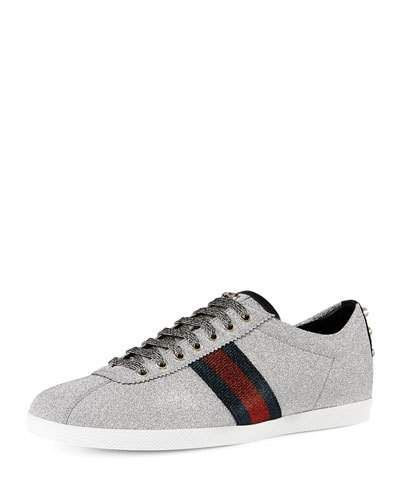 Silver | Gucci sneakers outfit