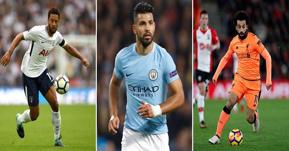 Premier League Team Of The Week (Matchweek 27) Premier