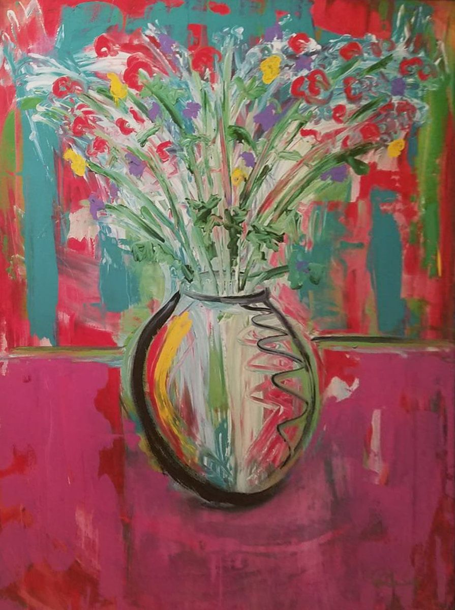 Pin By Christina Marie On Random Things To Know I Like Painting Flower Art Art