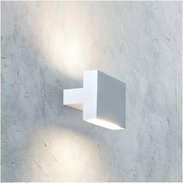 Iluminar pasillos con apliques de pared led avanluce - Iluminacion exterior led ...