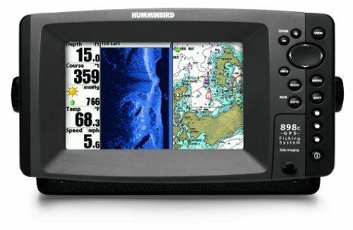 Humminbird 898c Si Combo 7 Inch Waterproof Marine Gps And Chartplotter With Sounder Http Www Amazon Com Humminbird 7 Inch Humminbird Gps Marine Electronics