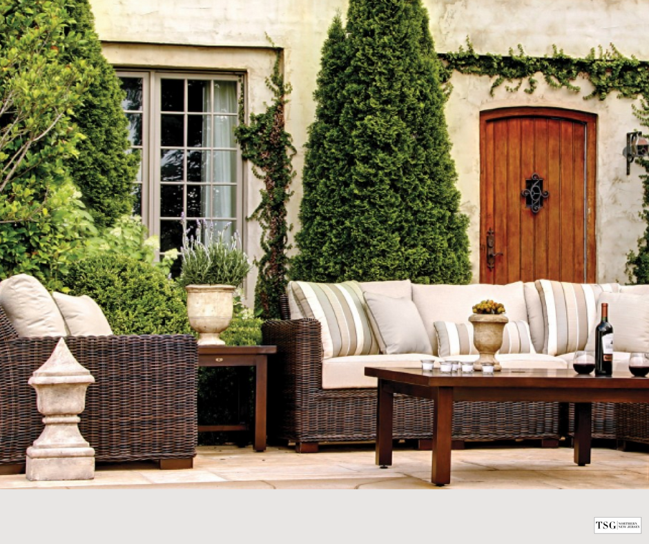 Handcrafted Outdoor Wicker Furniture For Gorgeous Indian Summer Days U2013  Summer Classics By Pavillion Outdoor Furnishings.