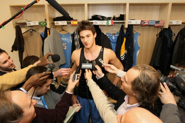 Nuggets forward Danilo Gallinari was the star of the night after scoring a career-high 37 points against his former New York Knicks teammates on Jan. 21. Gallinari also added 11 rebounds in Denver's double overtime victory at Madison Square Garden.