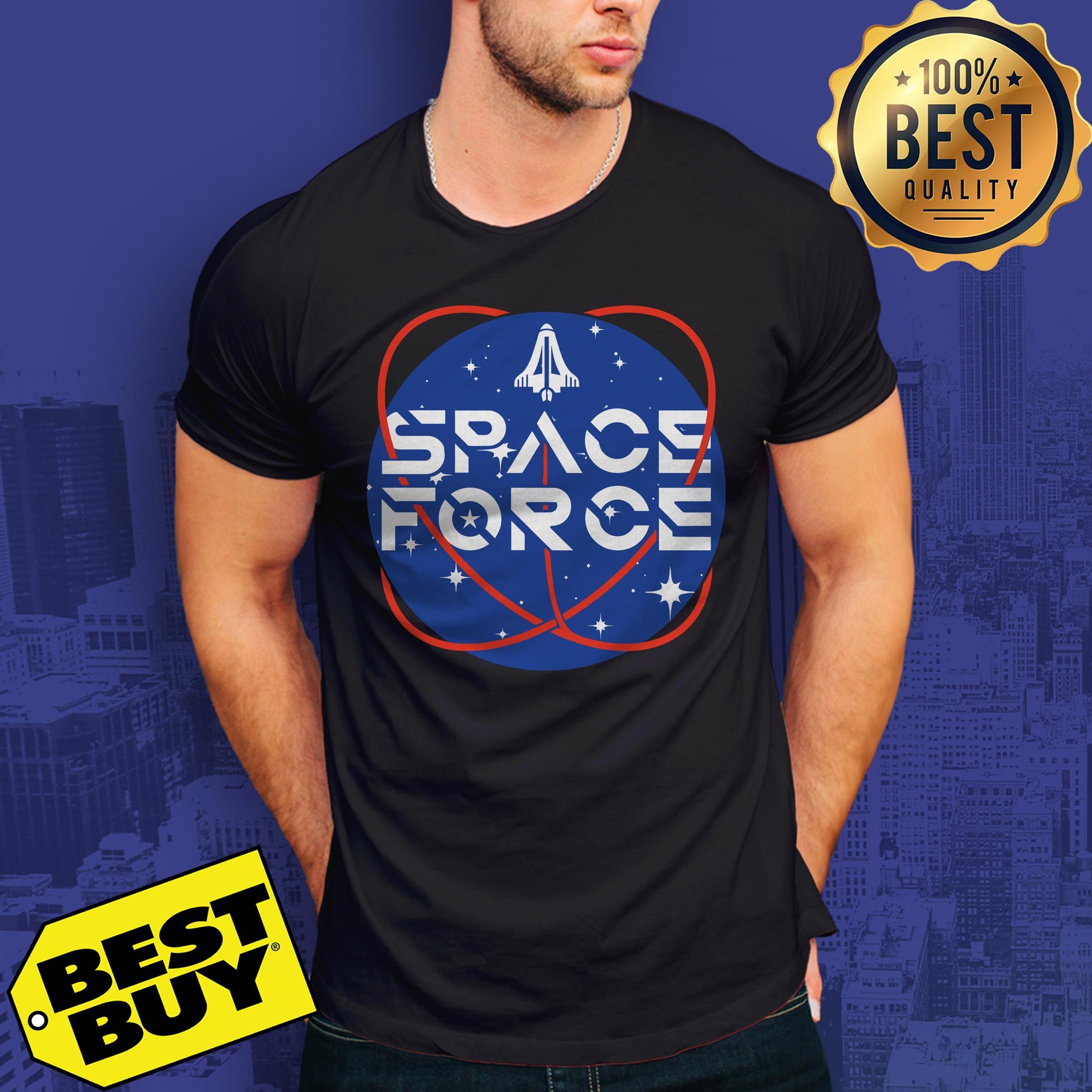 United States Space Force Pew Pew T Shirt Tank Men Women
