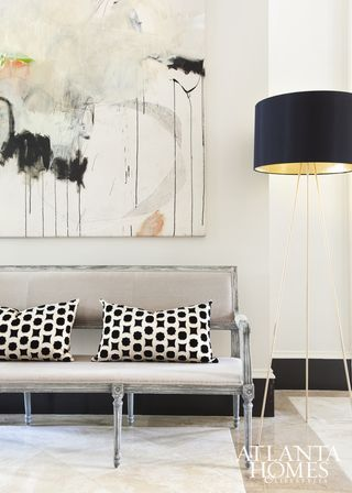 ART ART ART and it's impact on room design