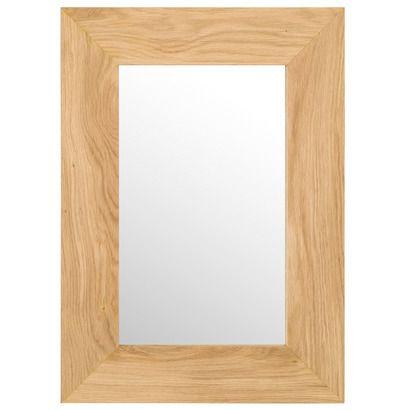 Corte Ingles 36 Euros Espejo De Pared Oak Xs Decoracion De Casa