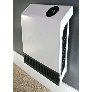 Costco Wall Heater Heat Storm Deluxe Infrared