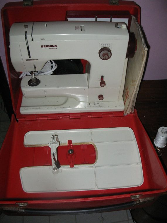 Bernina 40 Minimatic By ACDCVintage On Etsy 4040 I Bought Mine Awesome Bernina 807 Sewing Machine