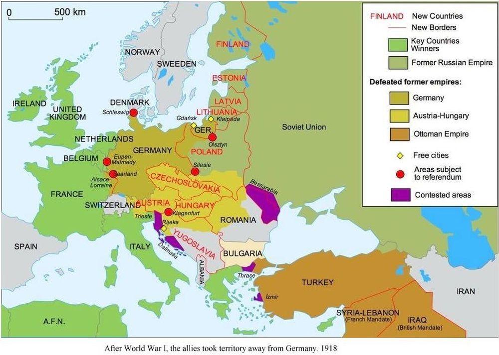 1919 post world war i europe history world war i july 28th 1919 post world war i europe gumiabroncs Images