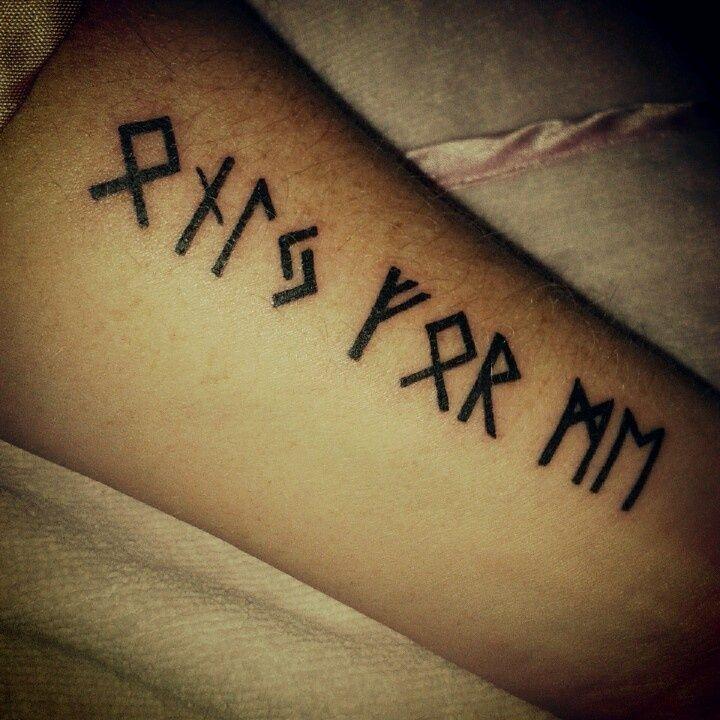 Fotos De Tatuagem De Runas Fotos De Tatuagens Tattoos