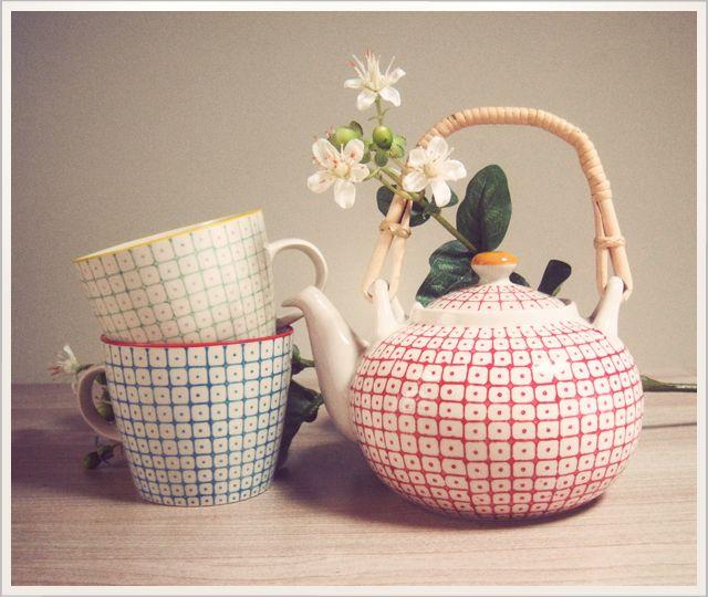 bloomingville de la jolie vaisselle nordique casa. Black Bedroom Furniture Sets. Home Design Ideas