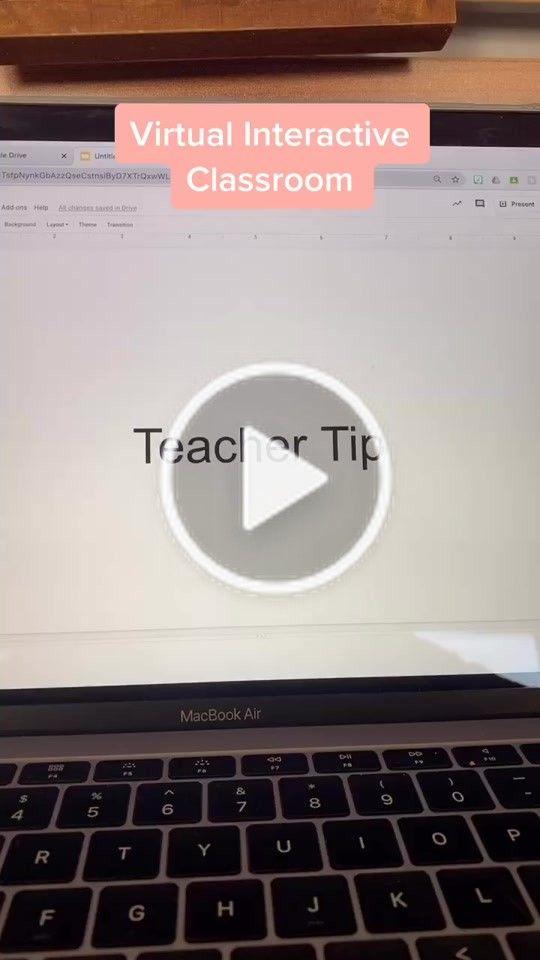 Mrs.Kreft(@mrs.kreft) on TikTok: I saw this online, thought I'd share how to make your own on tiktok! #tiktokteacher #teacher #teacherlife #onlineclass #teachertip #teacherhack