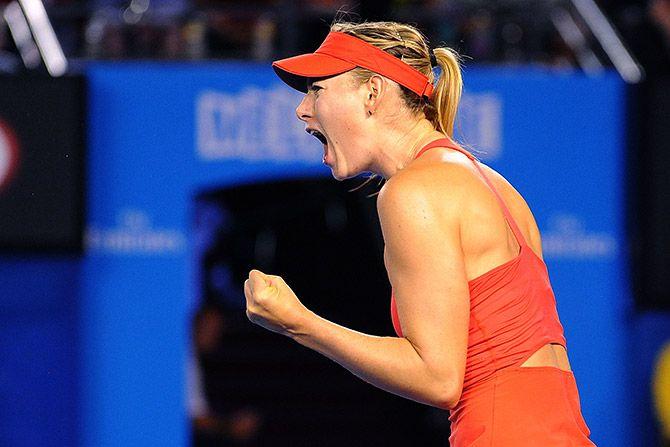 За что мы так любим Марию Шарапову - Теннис - Sports.ru