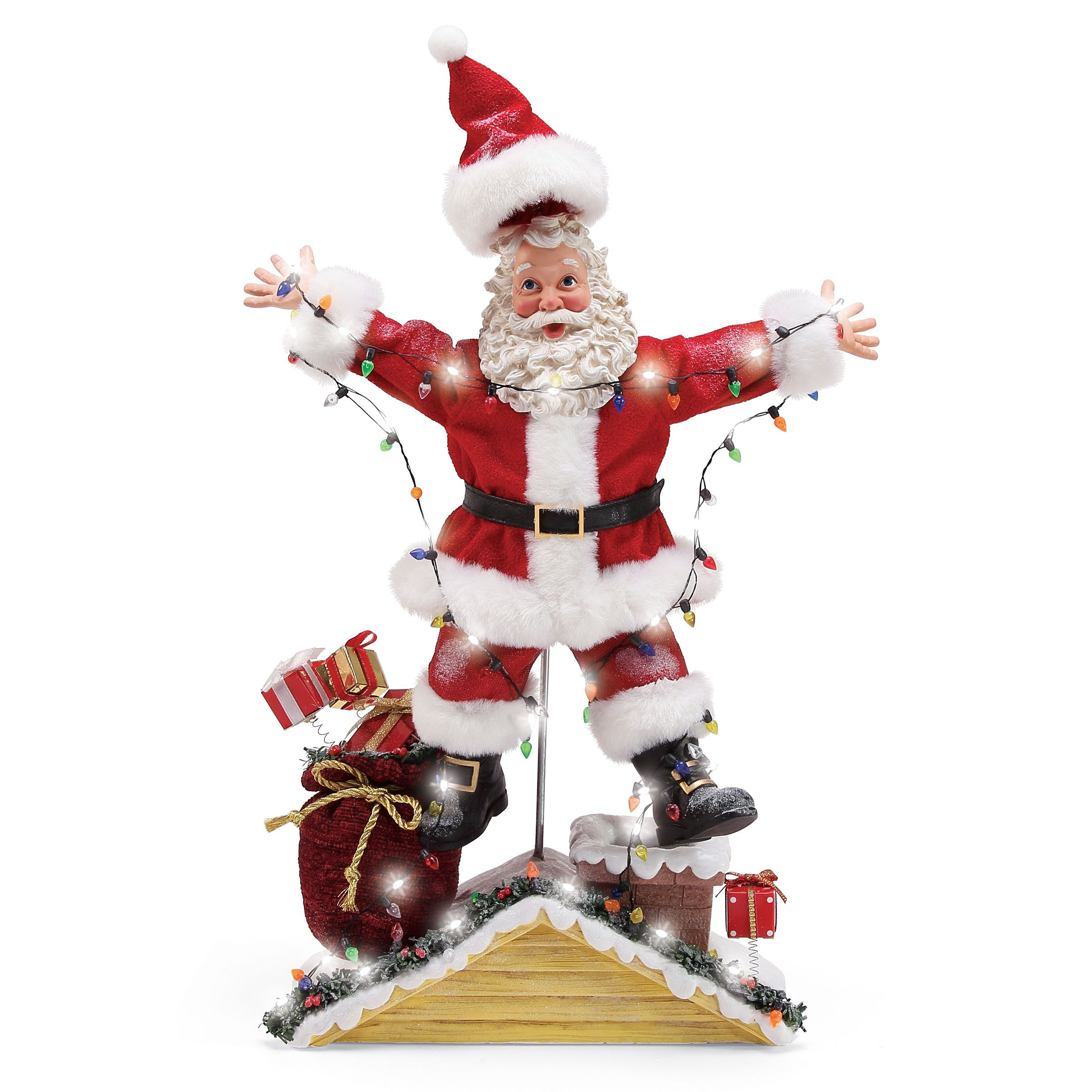 National Lampoons Christmas Vacation Santa | Christmas | Pinterest ...
