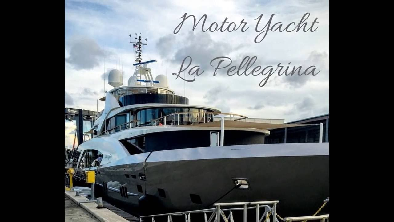 Yacht Bettwäsche M Y La Pellegrina Outfitted With Mattresses From Comfort Custom