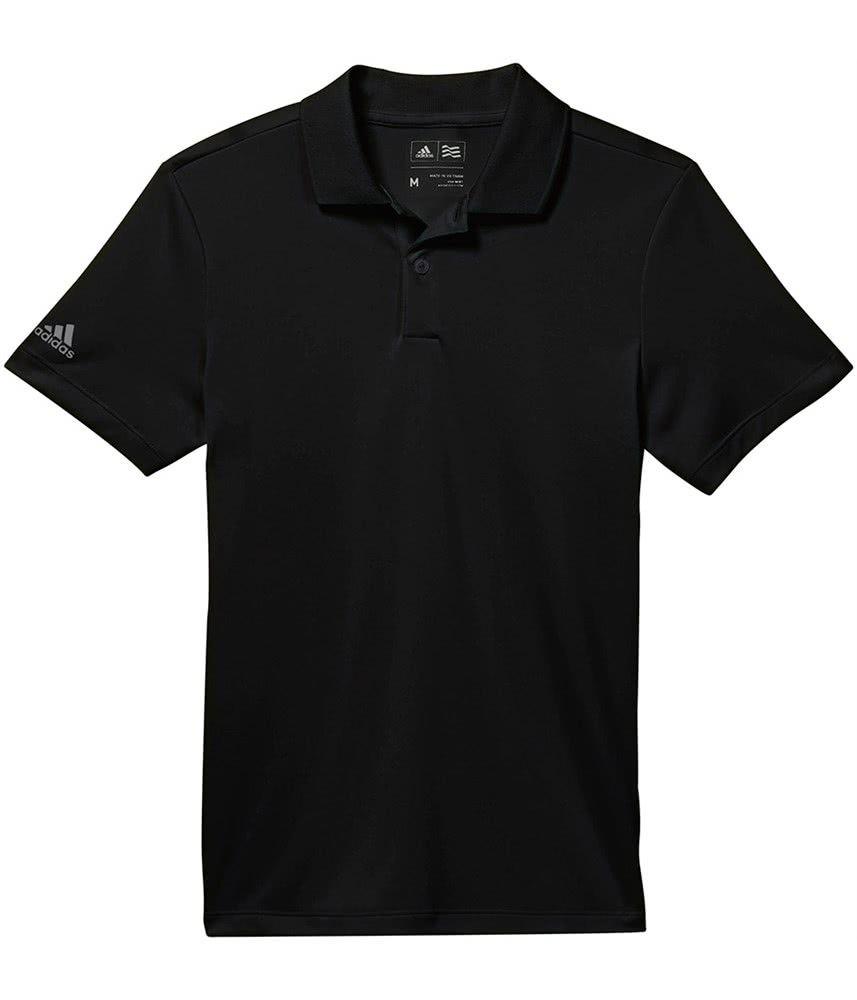 adidas Boys Solid Tournament Polo Shirt